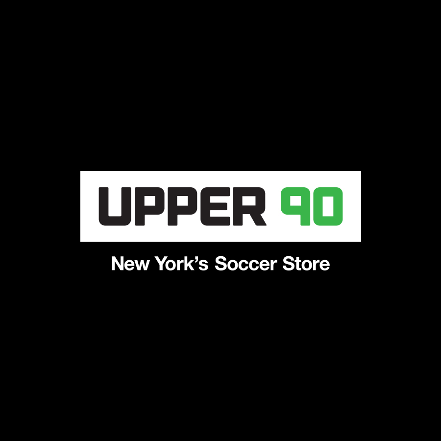 Upper 90 Soccer Logo on Black, Matthew Wolff