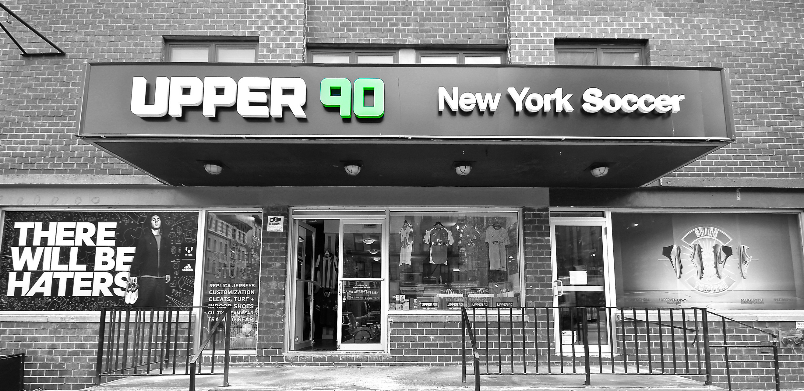 Upper 90 Soccer Manhattan