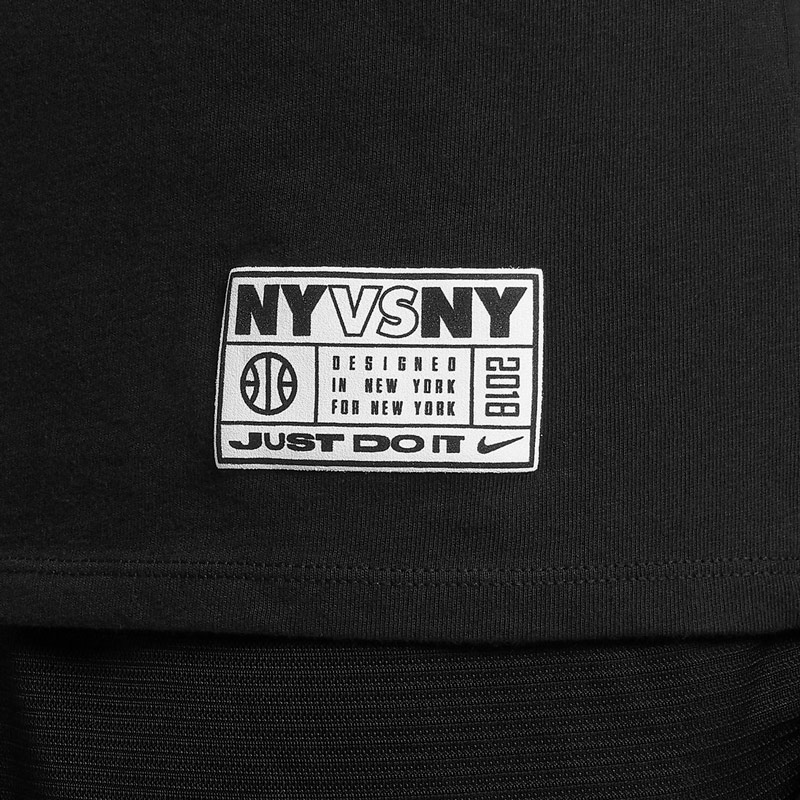 NY vs NY, Basketball, 2018, Nike