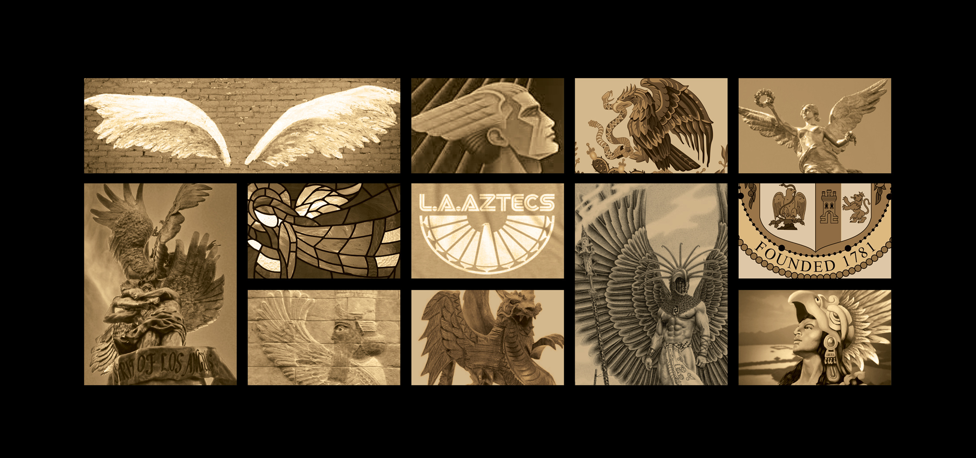 LAFC Badge, LAFC Logo, Matthew Wolff Design, Soccer, Football, Crest, Badge, Logo, Los Angeles FC, Club, Los Angeles Football Club, MLS, Artist, Graphic Designer, Branding