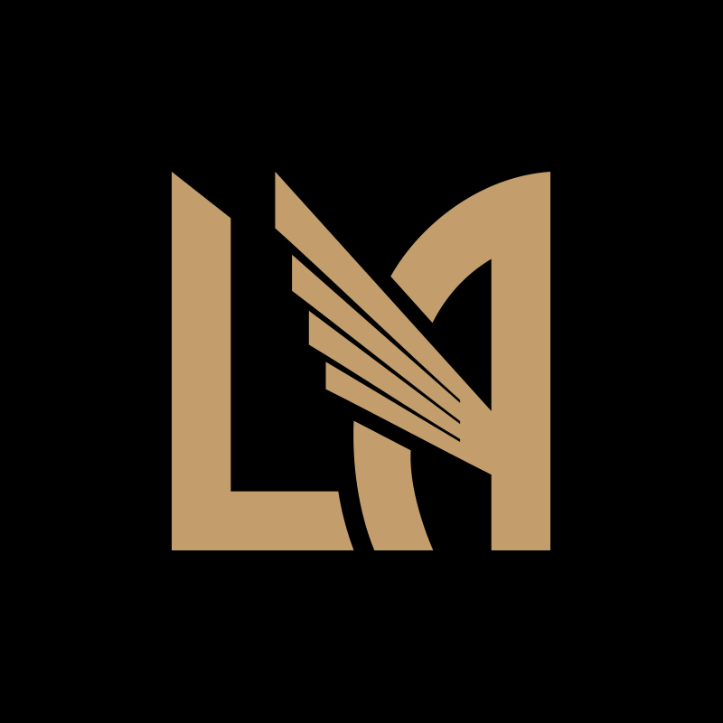 Monogram, Sketch, LAFC Designer, LAFC Logo, Matthew Wolff Design, Soccer, Football, Crest, Badge, Logo, Los Angeles FC, Club, Los Angeles Football Club, MLS, Adidas, Artist, Graphic Designer, Branding