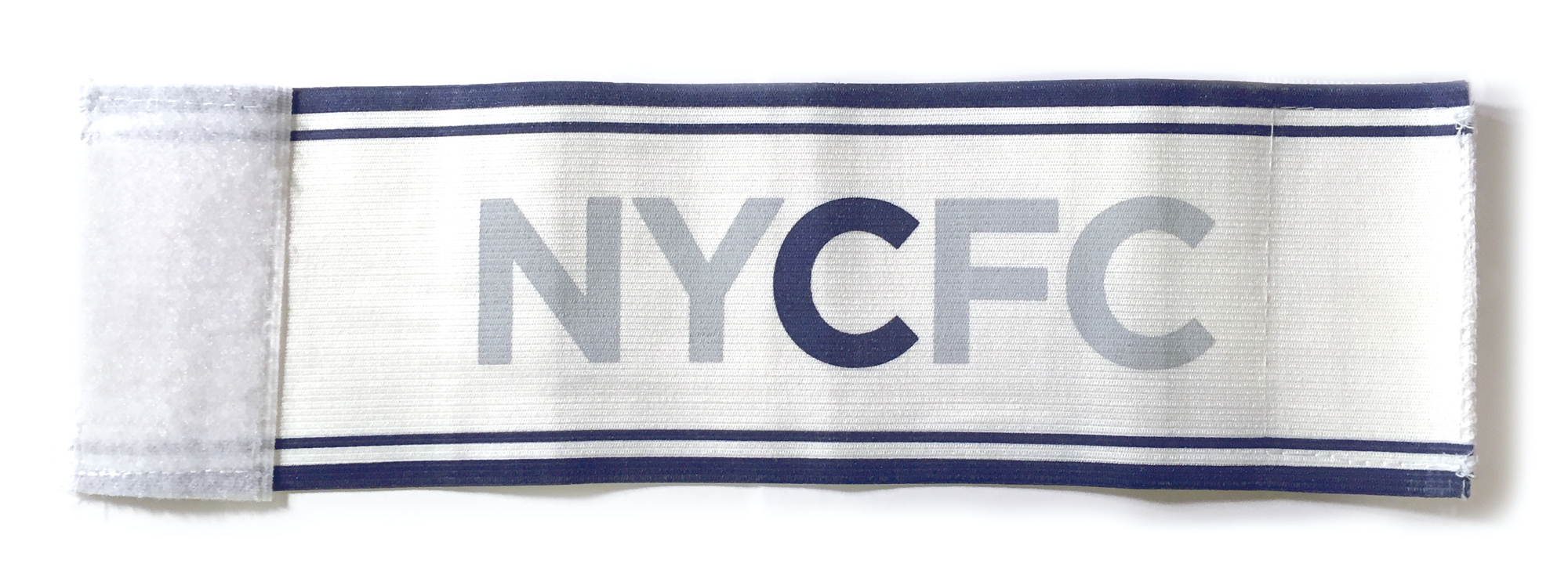 NYCFC 2015 Captains Armband of David Villa
