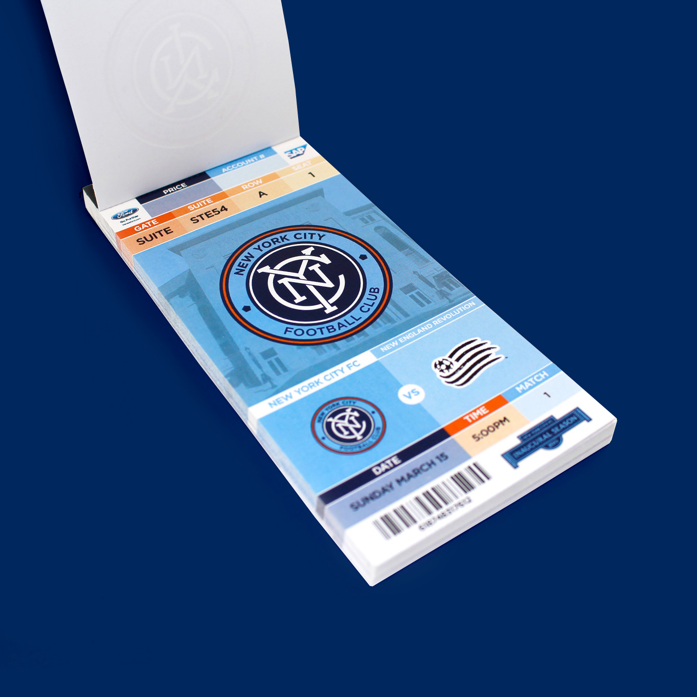 NYCFC, Yankee Stadium, Soccer, New York City FC Season Tickets 2015