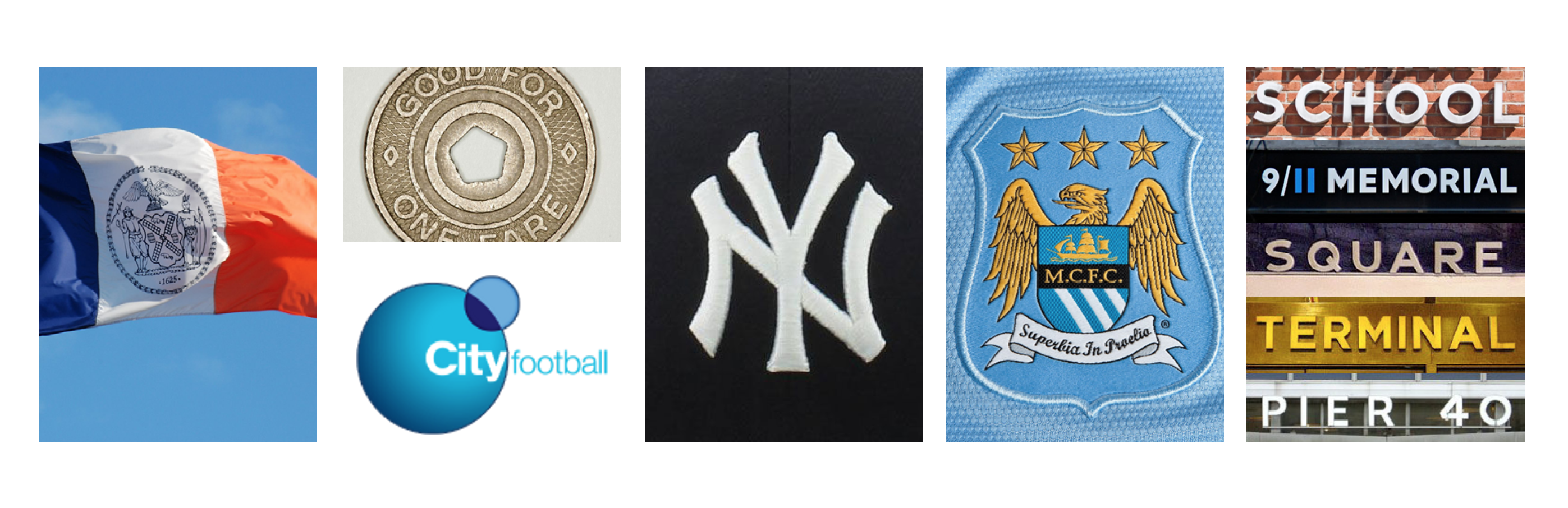 NYCFC Crest Inspiration