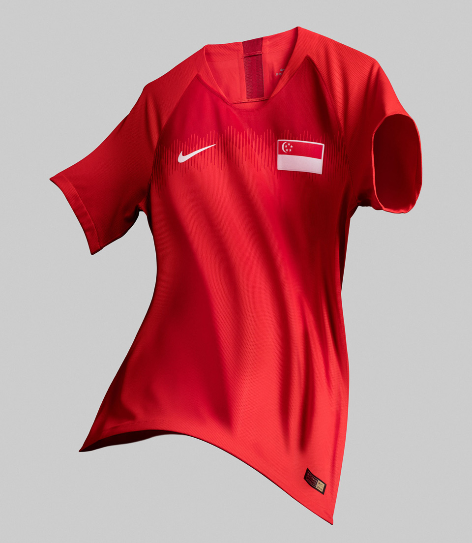 8338c5dc9f5 SINGAPORE HOME 2018 NIKE FOOTBALL JERSEY
