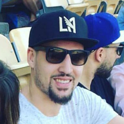 LAFC Cap Klay Thompson