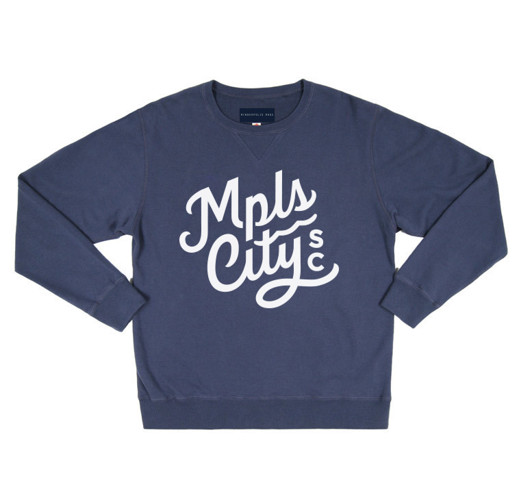 Sweatshirt Jersey, Minneapolis City SC, MPLS, City, Soccer Club, Throwback, US Open Cup, Crest, Logo, Badge, City of Lakes, Matthew Wolff, Design, Premier League of America, 2016, Socks, Kit, Shorts