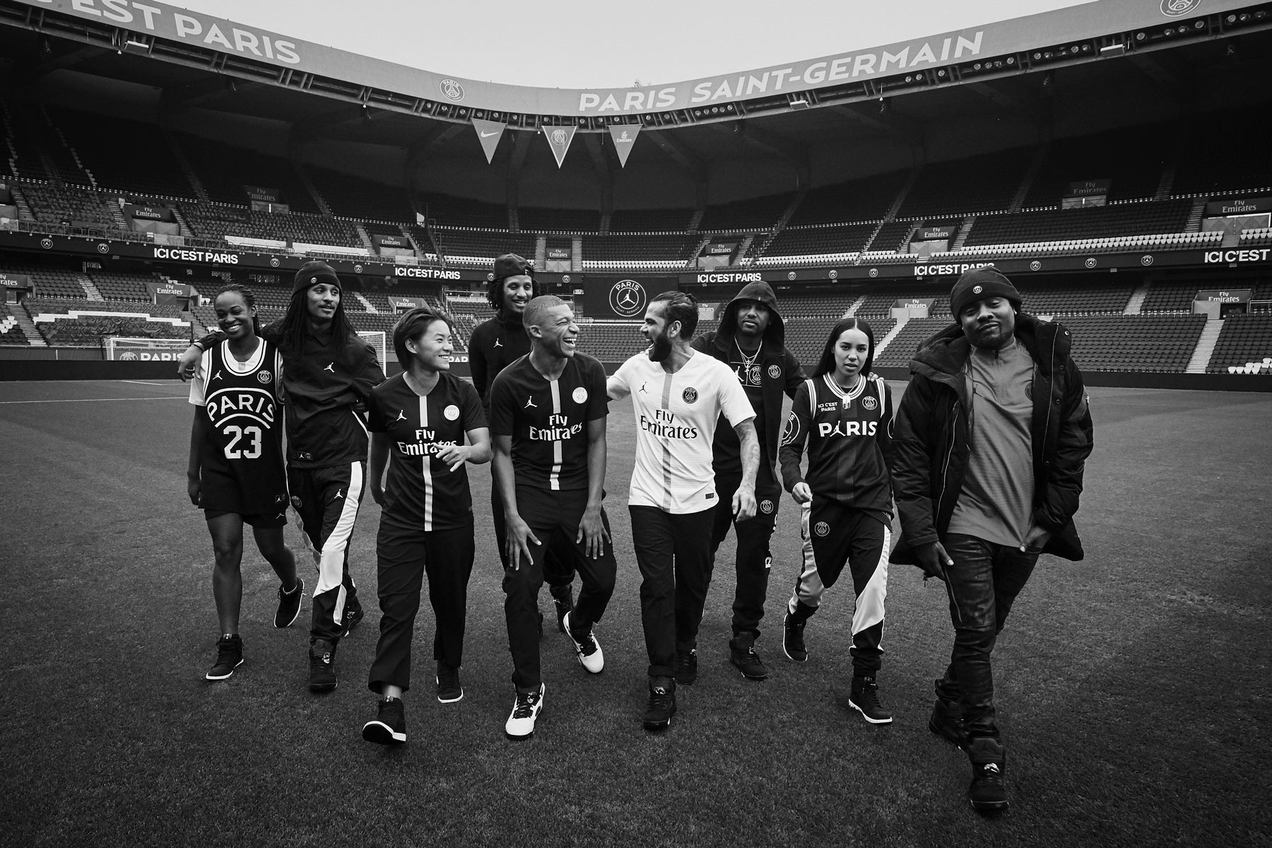 Jordan, PSG, Matthew Wolff, Paris, Collection, Jumpman, Mbappe, Dani Alves, Design